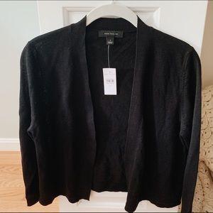 NWT Ann Taylor Linen Blend Sweater Shrug